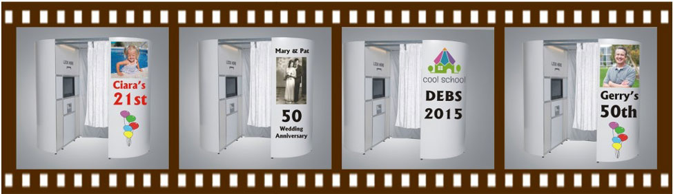 photo booth hire for parties & Occasions